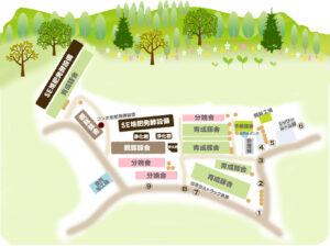 冨田畜産農場図